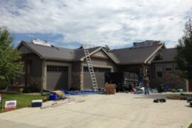 INSURACE CLAIM ROOF REPLACEMENT