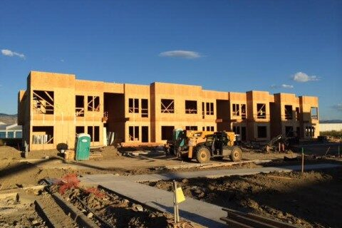 NEW CONSTRUCTION ROOF INSTALLATION